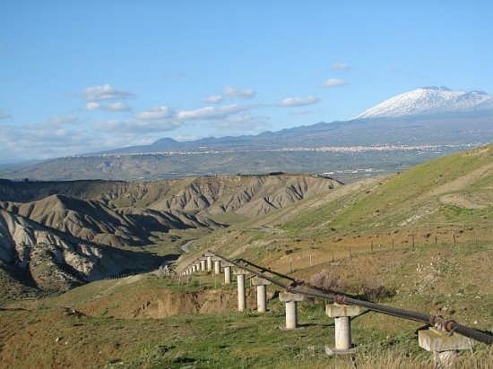 Etna con Adrano e Biancavilla  (4485 clic)