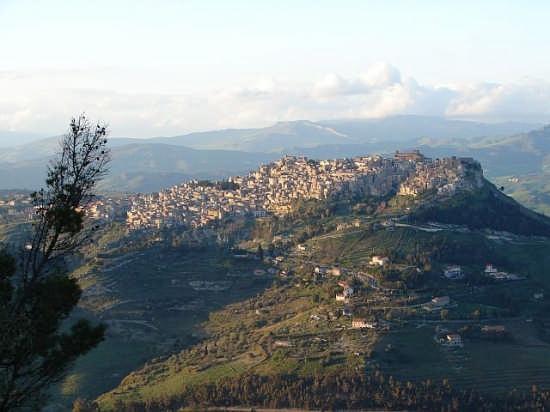 Vista da Enna - Calascibetta (4867 clic)