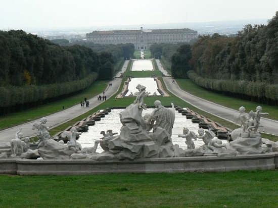 Reggia di Caserta (10957 clic)