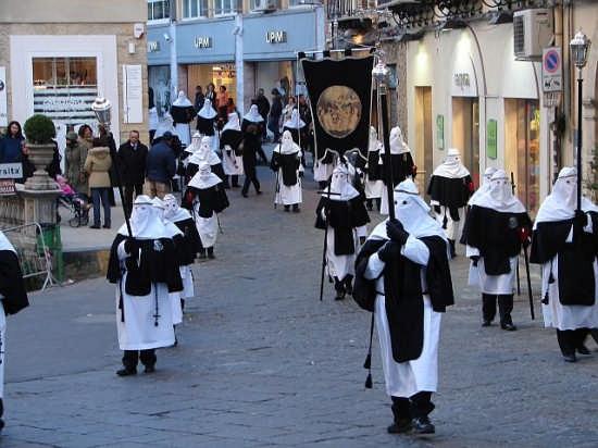 Processione settimana santa - Enna (4755 clic)