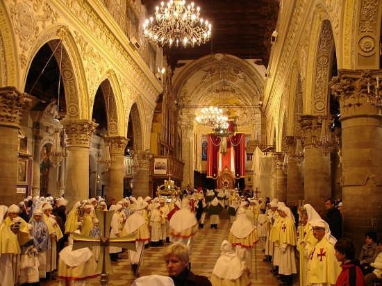 Processione settimana santa - Enna (5491 clic)
