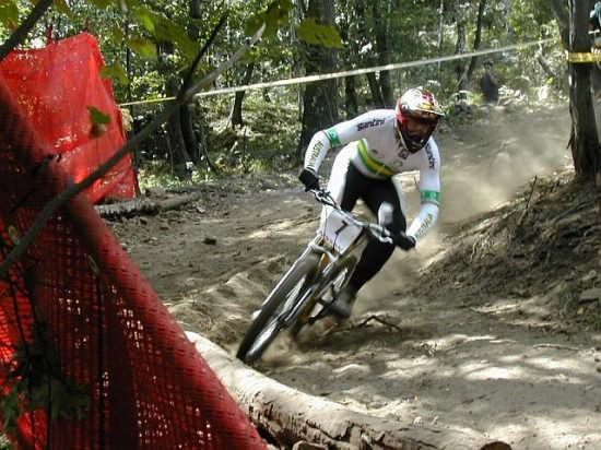 Mondiali di MTB a Lugano (2566 clic)