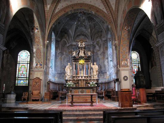 Catedrale di  S. Lorenzo - Lugano (1734 clic)