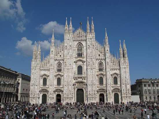 Duomo di Milano - MILANO - inserita il 22-May-10