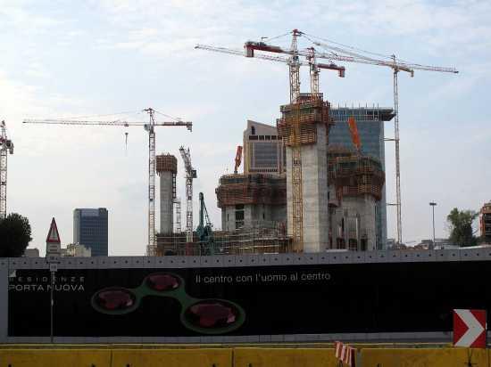 Cantiere Garibaldi 1 - Milano (2344 clic)