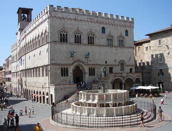 Palazzo dei Priori - Perugia (14746 clic)