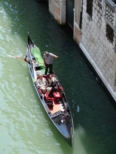 Venezia - Gondola (2599 clic)