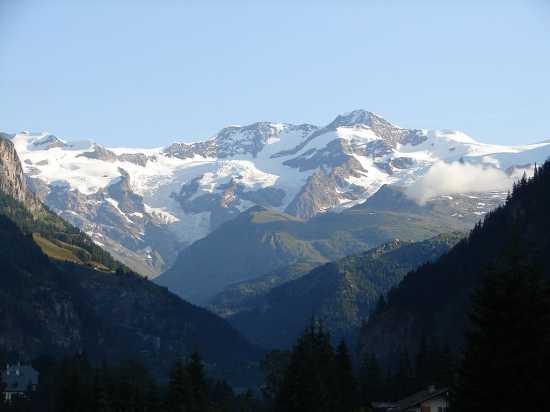 Monte Rosa - Gressoney (4250 clic)