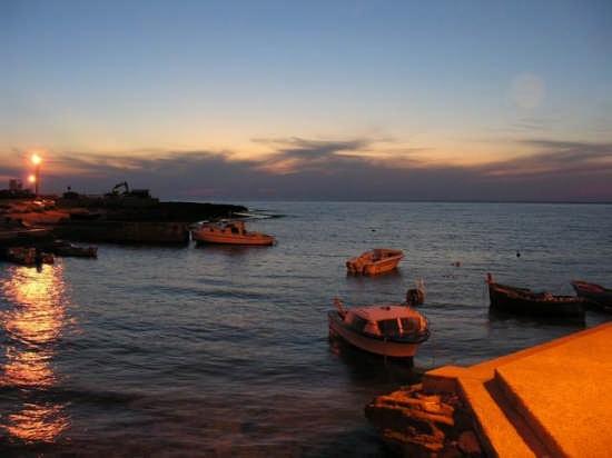 Tranquillità del tramonto - Custonaci (5439 clic)