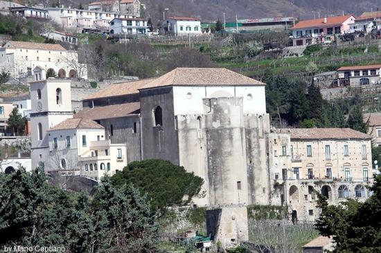 Scala - Costiera Amalfitana - scorcio - Duomo di Scala -  - inserita il 06-Apr-11