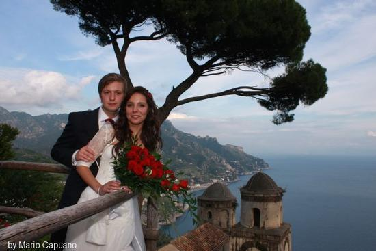 Dalla Villa Rufolo di Ravello - Costiera Amalfitana (701 clic)