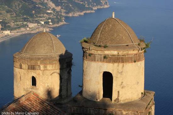 Scorcio della Chiesa dell' Annunziata - Ravello (856 clic)