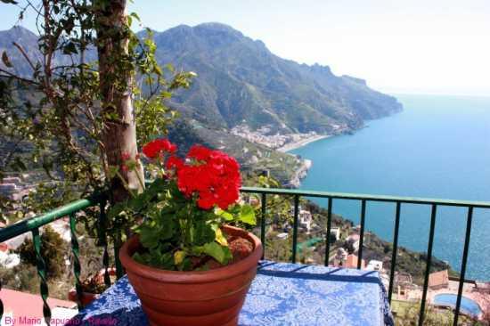 Ravello Amalfi Coast Italy (2610 clic)