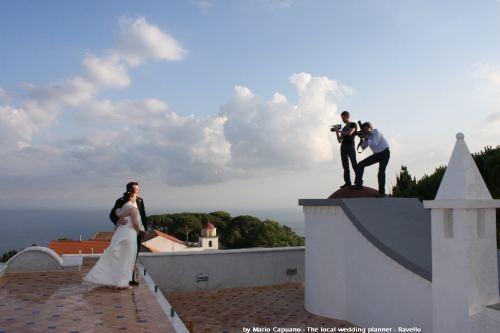 Ravello - fotografi a lavoro (2922 clic)