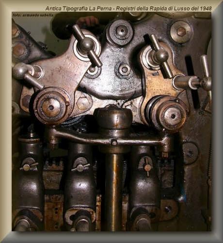 Particolare di macchina da stampa - Licata (3282 clic)