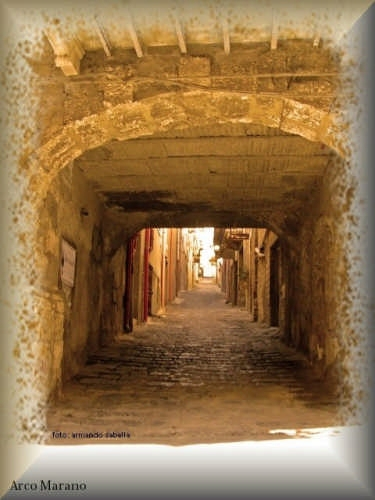 Centro Storico - Arco Marano - Licata (3245 clic)