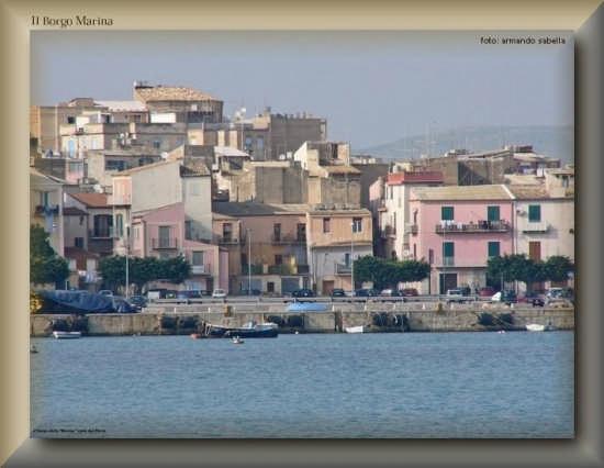 Particolare del Borgo Marina - Licata (3311 clic)