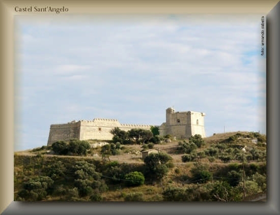 Castel Sant'angelo - Licata (3778 clic)