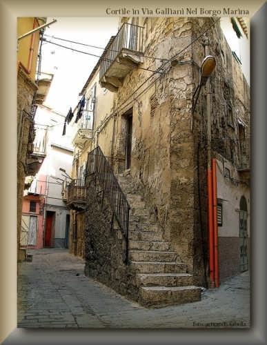 Cortiletto in via Galliani - Licata (4034 clic)