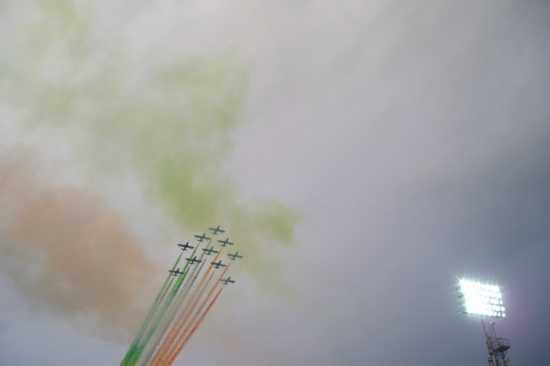 Pescara Apertura dei Giochi del mediterraneo  - Casalincontrada (2736 clic)