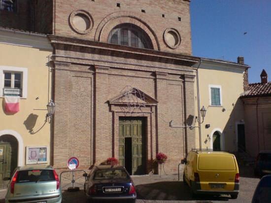 Chiesa Della madonna delle Grazie  - Casalincontrada (2483 clic)