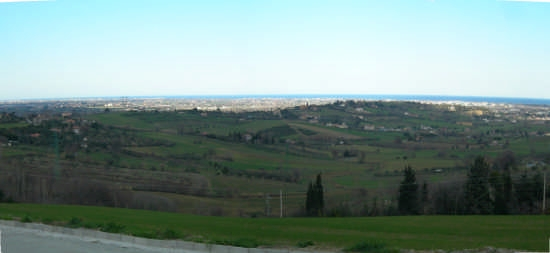 Panorama di Rimini (3592 clic)
