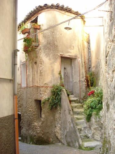 Casa antica - Mammola (4663 clic)