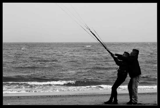 -stormi di kite- - Riccione (2840 clic)