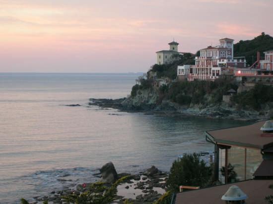 Tramonto a Castiglioncello (4467 clic)