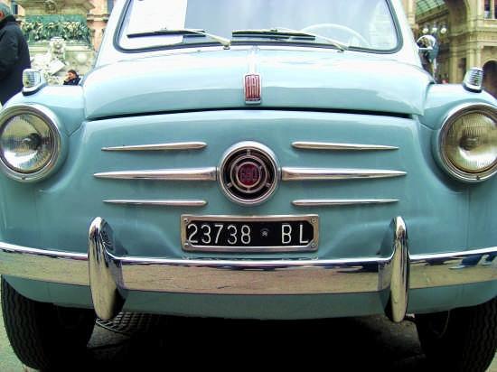 Fiat 500 - MILANO - inserita il 23-Jun-08