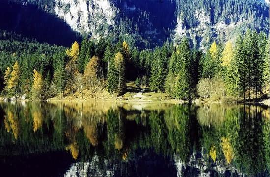 Lago di Tovel - Tuenno (3231 clic)