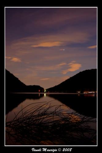 Nuvole dipinte nella notte - Canzo (2673 clic)