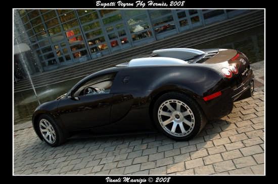 Bugatti Veyron Fbg Hermès, 2008 post - Cernobbio (3897 clic)