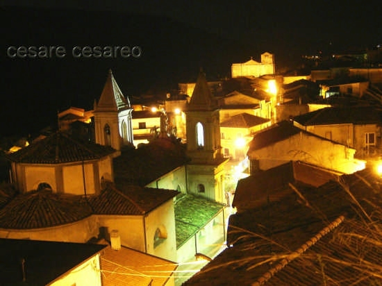 Panorama notturnol - Curinga (3146 clic)