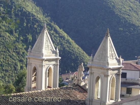 Campanili Chiesa dell' Immacolata - Curinga (3431 clic)