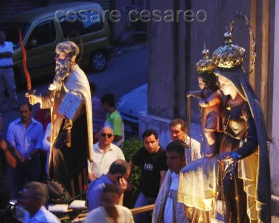 Processione 15luglio 2007 - CURINGA - inserita il 05-May-08
