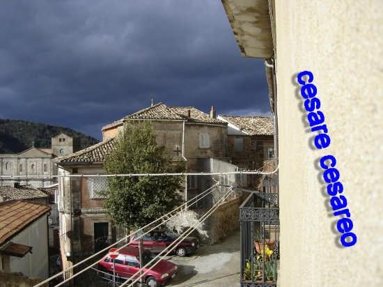 si avvicina il temporale - Curinga (2871 clic)