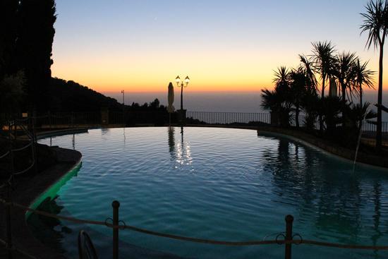 Tramonto - Capri leone (1630 clic)