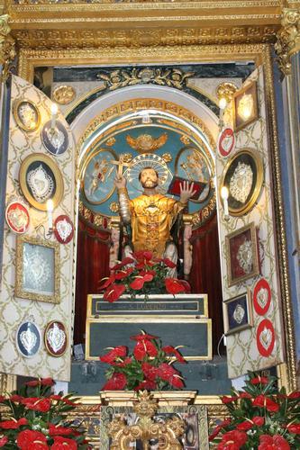 Statua di San Lorenzo da Frazzanò Confessore (2888 clic)