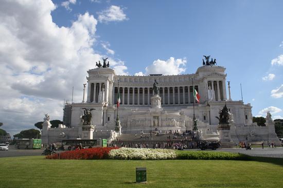Altare della Patria - Roma (1220 clic)