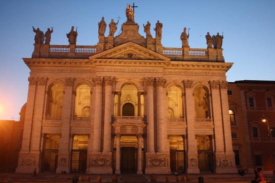 Chiesa San Giovanni in Laterano - Roma (1179 clic)
