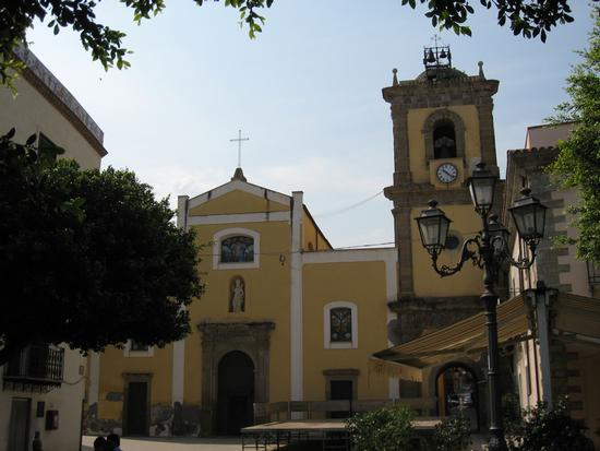 Duomo - Santo stefano di camastra (3180 clic)
