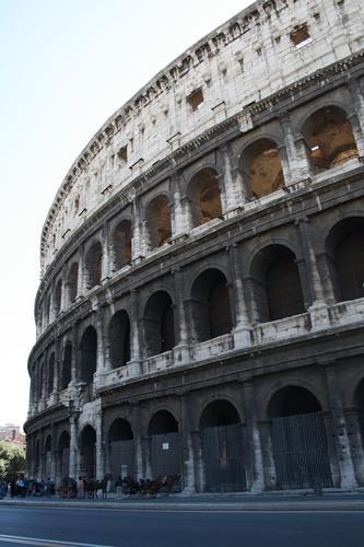 Il Colosseo - Roma (1082 clic)