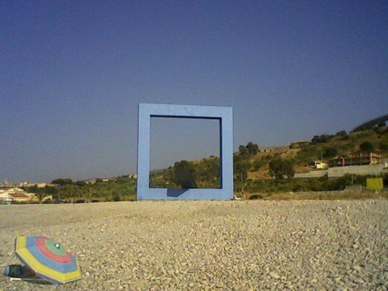 La finestra sul mare. - Reitano (2090 clic)