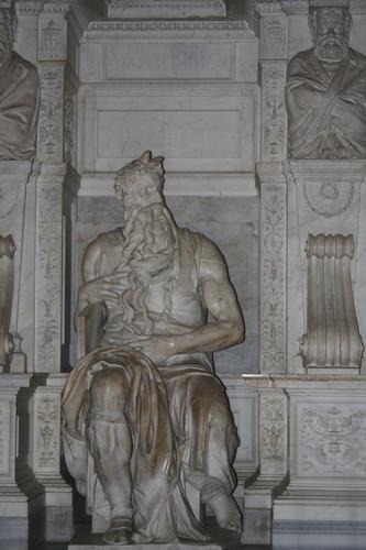 Mosè di Michelangelo - Roma (1121 clic)
