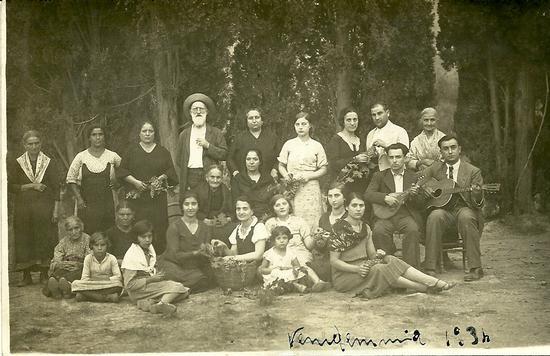 vendemmia 1934 - REITANO - inserita il 27-Oct-11