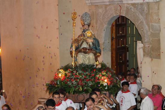 Processione di Sant'Erasmo  - Reitano (2000 clic)