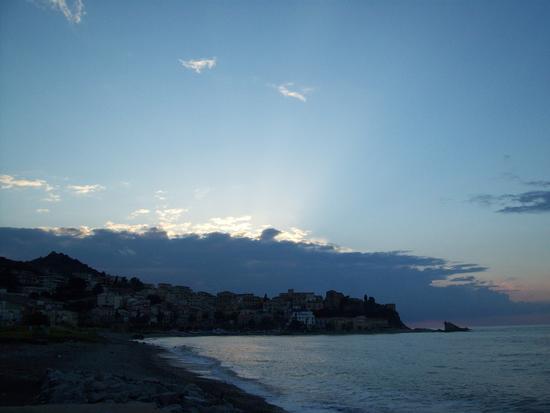 Panorama - Castel di tusa (2286 clic)