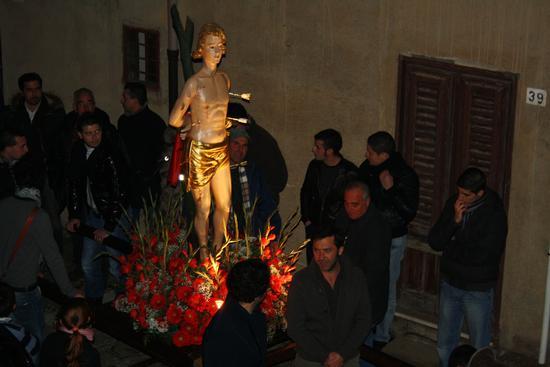 San Sebastiano - Reitano (1956 clic)