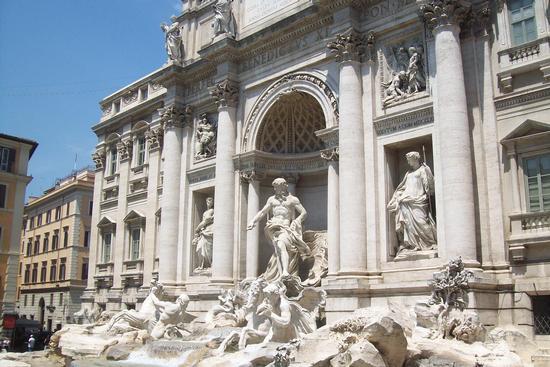 fontana - Roma (1849 clic)